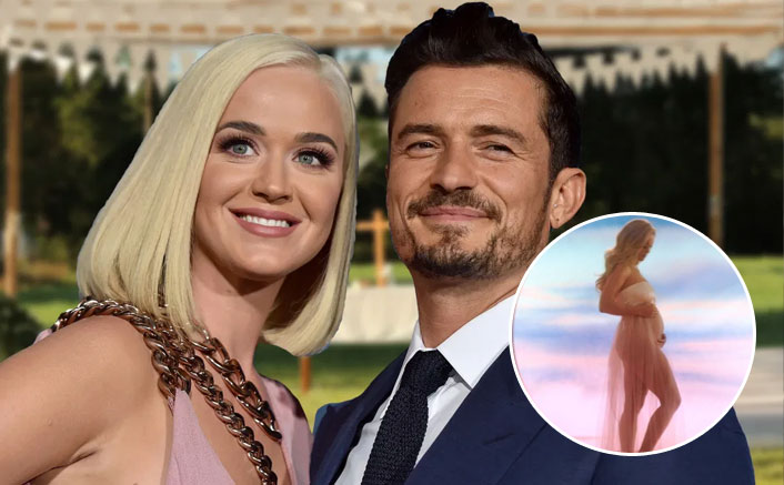 It's Official! Katy Perry Announces Pregnancy With Fiance Orlando Bloom Dropping Her New Single 'Never Worn White'