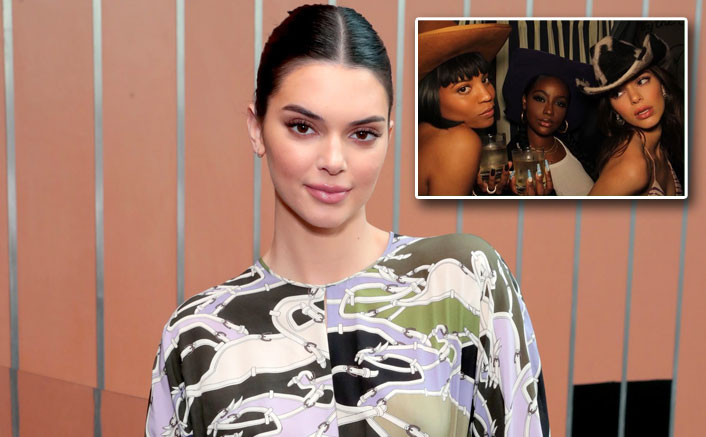 Kendal Jenner Flaunts Her Cowgirl Avatar On Instagram, Leaves Fans In Awe
