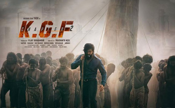 KGF 2: Yash's Period Actioner To Have A Dussehra Release?