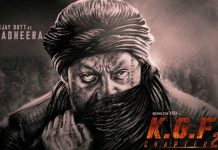 """KGF Chapter 2: Sanjay Dutt On Playing Grey Character, """"Black & White Characters Have Never Interested Me"""""""