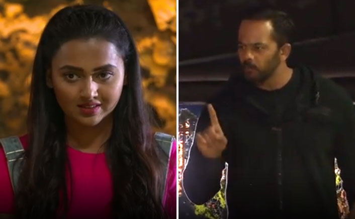 "Khatron Ke Khiladi 10: Tejasswi Prakash Faces Rohit Shetty's Wrath Yet Again, Director Says ""You Are Not Directing The Show"""