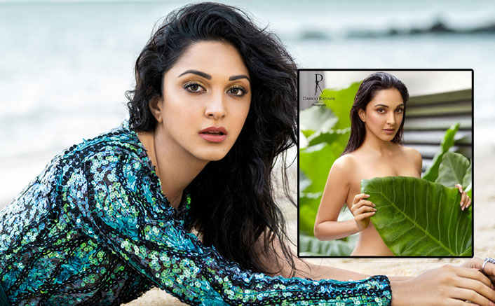 "Kiara Advani On Topless Photoshoot: ""I've Switched Off Some Of My DM Notifications Because…"""