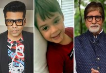 Amitabh Bachchan Can Take The Coronavirus Away Says Karan Johar's Son Yash In This SUPER-CUTE Video