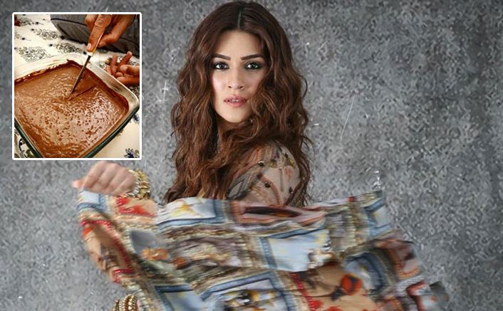 Kriti Sanon Makes Chocolate Pudding For Daddy's Birthday, Want Her Recipe? Check Out!