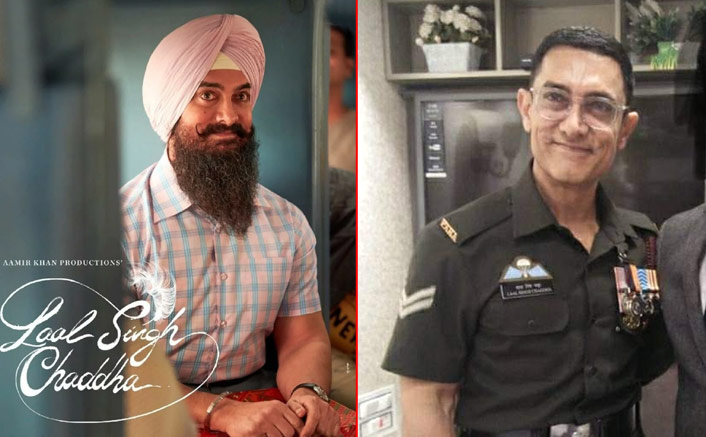 Laal Singh Chaddha: Aamir Khan's Looks As Army Officer Out! Forrest Gump Fans Here's A Good Note To Begin Your Day
