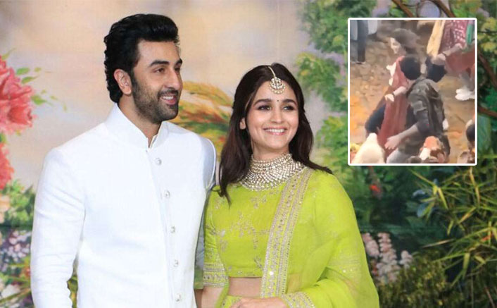 LEAKED! Ranbir Kapoor & Alia Bhatt Dance On the Sets Of Brahmastra & We Wonder What The Song Will Be About