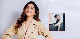 Lockdown diaries: Alaya F. shares throwback Kathak video