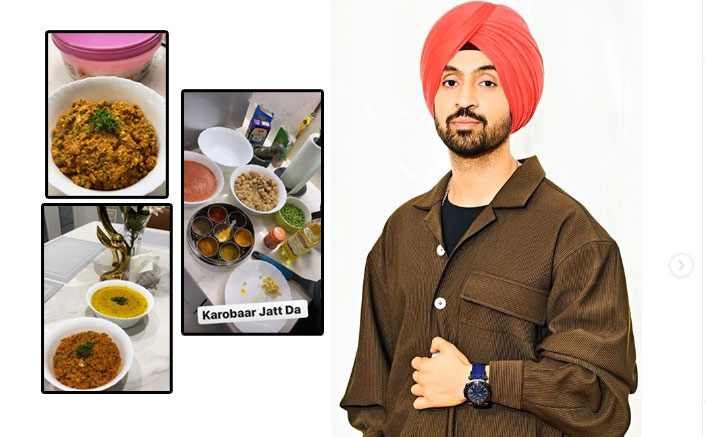 Diljit Dosanjh's Nutri Matar Keema Recipe In Punjabi Is Nothing But A Delicious Treat!