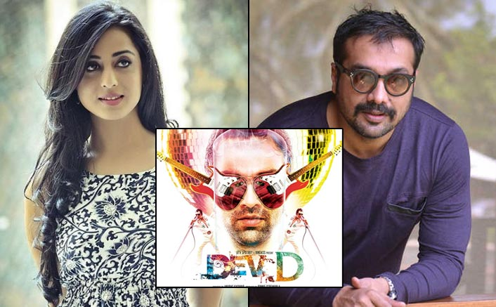Mahie Gill wishes to reunite with 'Dev.D' maker Anurag Kashyap