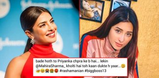 "Mahira Sharma Mocked For Her Lips Yet Again, Troll Says ""Bade Hoth To Priyanka Chopra Ke Bhi Hai Par…"""
