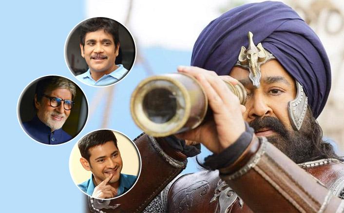 Marakkar: Arabikadalinte Simham: Mohanlal Leaves Amitabh Bachchan, Nagarjuna Akkineni & Mahesh Babu Spellbound With The Trailer