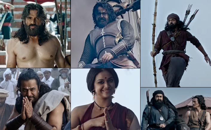 Marakkar: Arabikadalinte Simham Trailer: Mohanlal's Period Actioner Looks Grand & Spellbinding