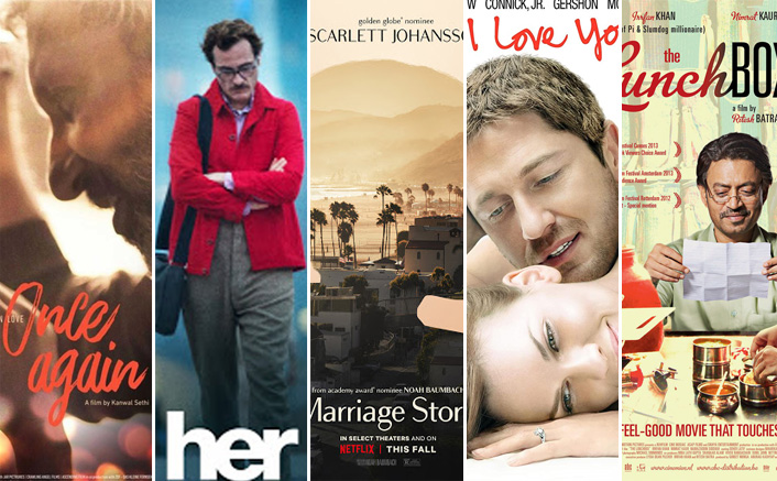 Marriage Story, Her, Once Again & Other 5 'Not So Obvious' Romantic Movies To Watch on Netflix This Weekend