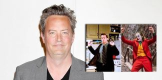 Matthew Perry AKA Chandler Bing Just Dropped A Picture With Joaquin Phoenix's Joker & THIS Is What Instagram Needed