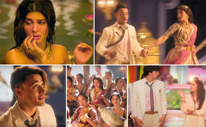 Mere Angne Mein: Asim Riaz & Jacqueline Fernandez's Song Is A Perfect Holi Treat For Their Fans!