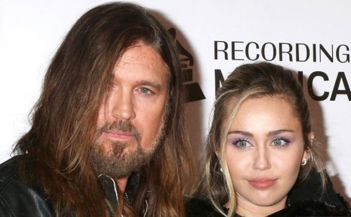 Miley Cyrus Reveals Dad Billy Ray Cyrus Struggles With New iPhone He Got To Stay In Touch Amid Coronavirus Outbreak
