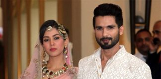 Mira Rajput is missing her wedding celebrations