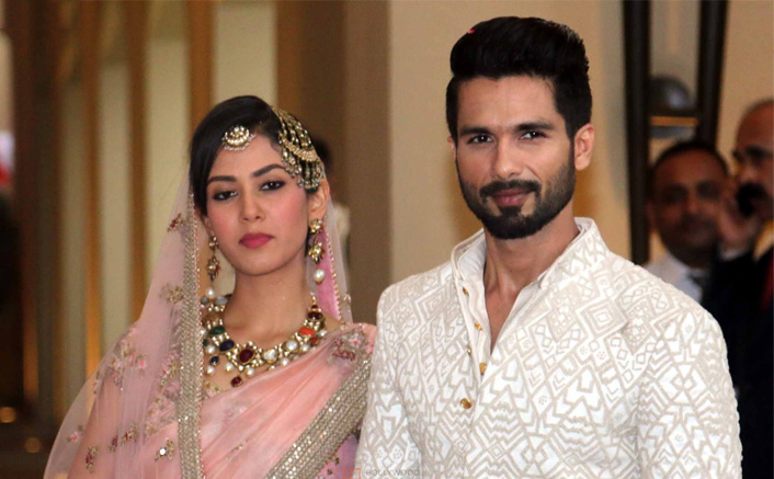 #FlashbackFriday: Shahid Kapoor's Wife Mira Rajput Goes Down The Memory Lane Of Her Wedding Celebrations