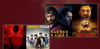 Mirzapur VS Sacred Games, Inside Edge VS Delhi Crime & More - Who Wins Amongst Netflix & Amazon Prime (India)?