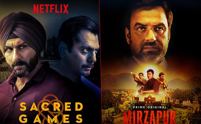 Sacred Games VS Mirzapur