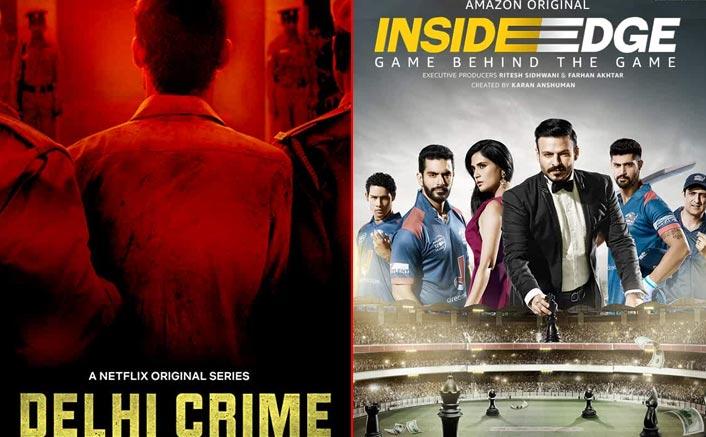 Delhi Crime VS Inside Edge