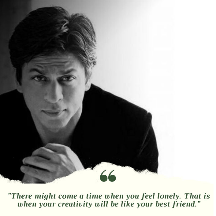 #MondayMotivation: Shah Rukh Khan's THIS Quote Is Apt For Everyone Getting Bored Due To Quarantine
