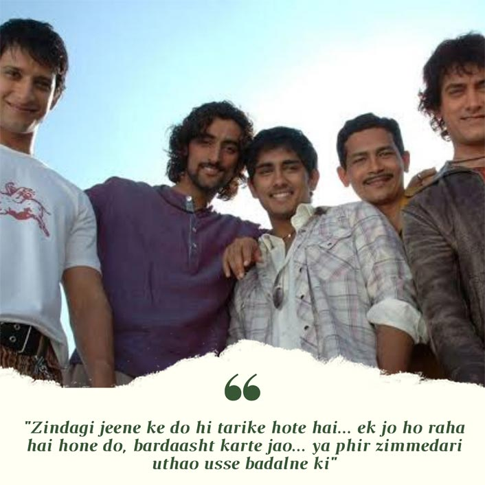 #MondayMotivation: THIS Dialogue From Rang De Basanti Mirrors The Current World Situation