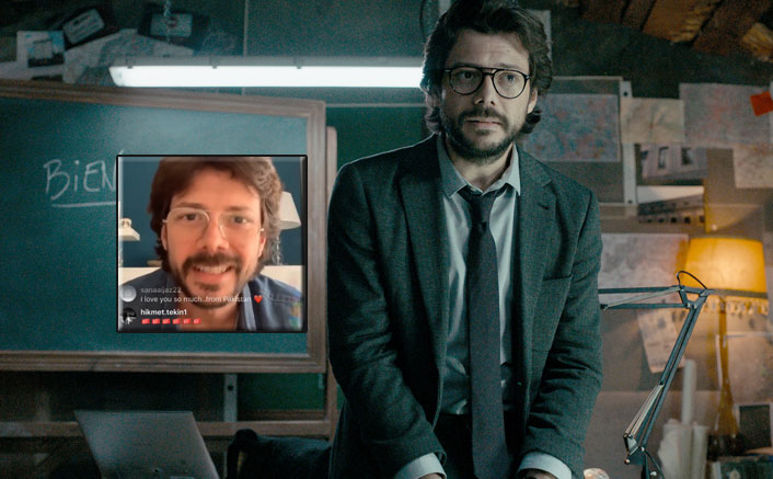 Money Heist Season 4: Álvaro Morte AKA Professor Singing Bella Ciao Will Cheer You Up During Your Lockdown