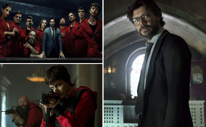 Money Heist Season 4 Teaser: There's A Lot Of Mess & We Wonder If It's A Part Of Professor's Plan!