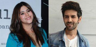 Mumma's Boy Kartik Aaryan has a cute request for Ekta Kapoor