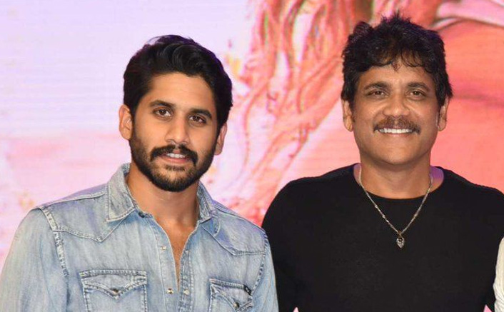 Nagarjuna & Son Naga Chaitanya Jointly Donate To Support Daily Wage Workers In Tollywood