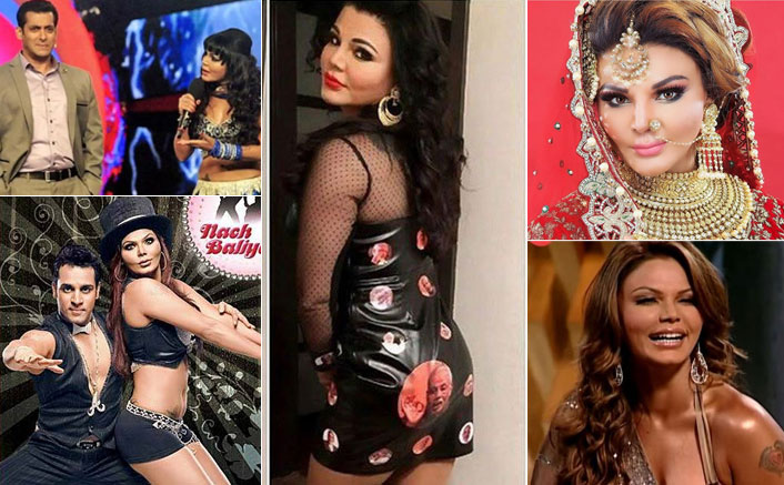 Narendra Modi Customized Outfit, Leaked MMS To Fake Marriage - 5 Times Rakhi Sawant Turned Controversial Queen!