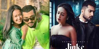 Neha Kakkar and Jaani's next – a heartbreak anthem Jinke Liye Out now on T-Series' YouTube channel