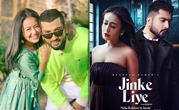 Neha Kakkar and Jaani's next – a heartbreak anthem Jinke Liye Out now on T-Series' YouTube channel