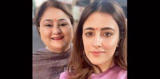 Kriti Sanon's Sister Nupur Sanon Seeks Bappa's Blessings At Siddhivinayak Temple