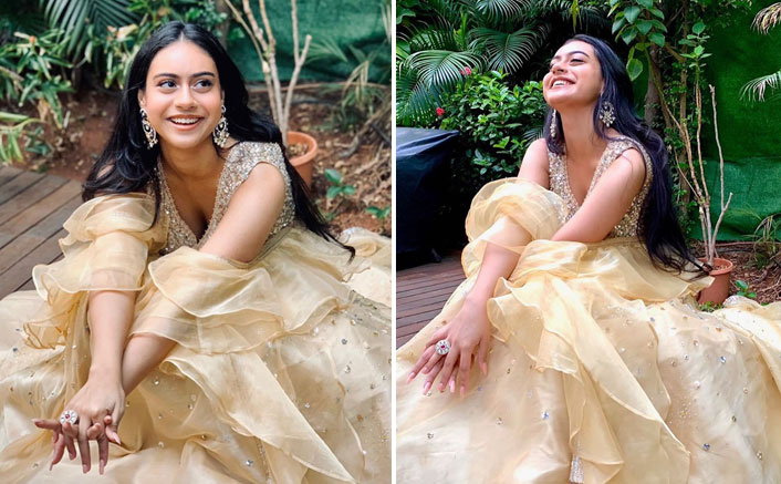 Nysa Devgn's Uncanny Resemblance To Her Mother Kajol In These Pictures Are Unmissable!