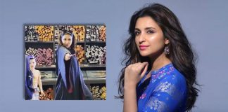 Parineeti channels her inner 'Harry Potter' in new pic