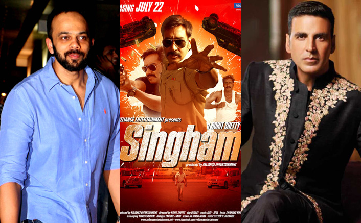 Post Sooryavanshi, Rohit Shetty's Singham 3 Will Also Have Akshay Kumar?