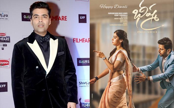 Post Vijay Deverakonda's The Word Famous Lover, Karan Johar Acquires the Rights For Nithiin & Rashmika Mandanna's Bheeshma Too?