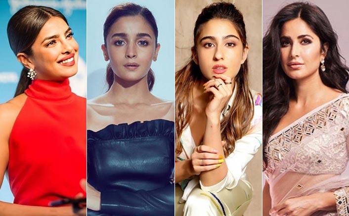 Priyanka Chopra Jonas, Katrina Kaif, Alia Bhatt & Sara Ali Khan Come Ahead To Contribute To The Fight Against COVID-19