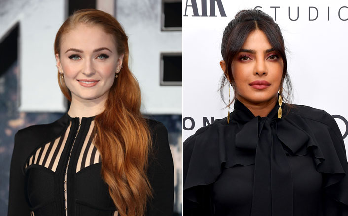 "Sophie Turner On Sister-In-Law Priyanka Chopra's Stardom: ""They Worship Her In India"""