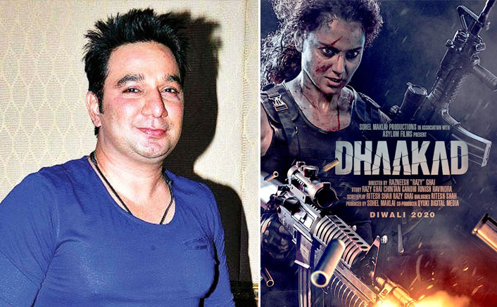 Producer and Director of Dhaakad call out Ahmed Khan on his irresponsible statements on the Kangana Ranaut actioner
