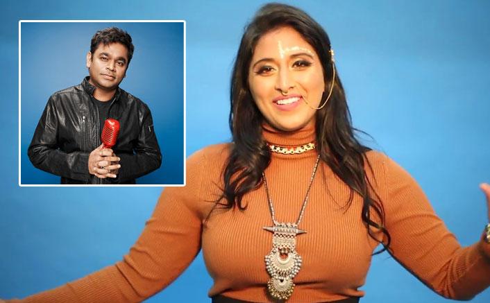 Raja Kumari calls AR Rahman her 'musical father'