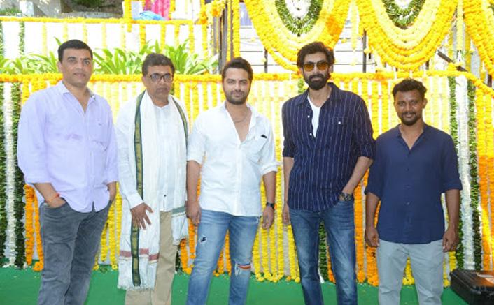 Rana Daggubati Launches Vishwak Sen's Telugu Film 'Paagal'; See Pics
