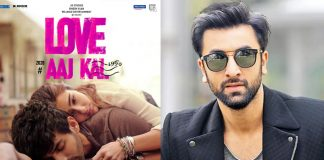 Ranbir first choice for Love Aaj Kal?