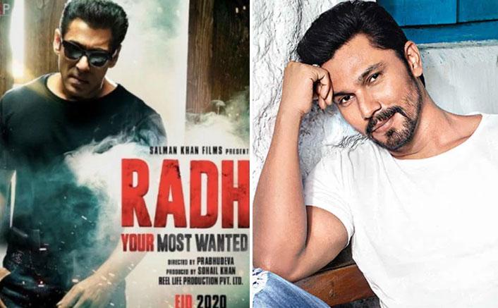 Radhe: Randeep Hooda Wouldn't Have Been A Part Unless Salman Khan...