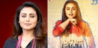 Rani says she started a 'new journey' with 'Hichki'