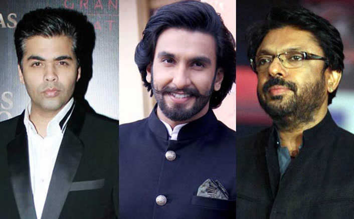 Ranveer Singh Finding It Difficult To Give Sanjay Leela Bhansali Dates For Baiju Bawra Due To Karan Johar's Takht?