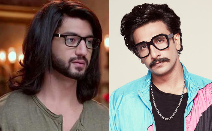This Is How Ranveer Singh Inspired Kunal Jaisingh's New Avatar In Pavitra Bhagya