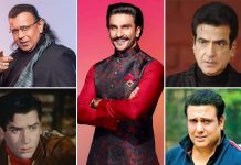 Ranveer Singh's dance tribute to 4 dancing superstars of yesteryears
